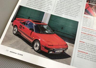 auto revue: Kaufberatung Toyota MR2