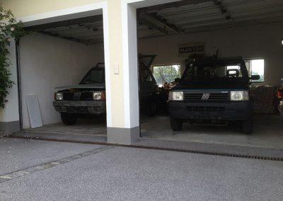 Martini-Rossi-Garagen