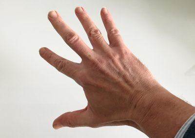 Prossinger poliert: per Hand ...