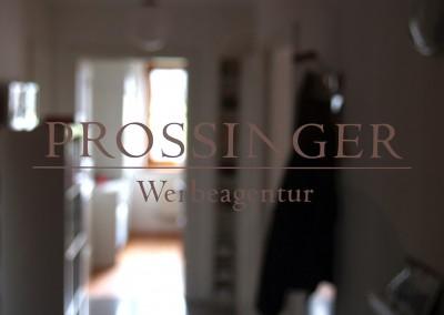 Prossinger Werbeagentur - Agentureindruecke