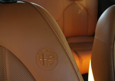 Prossinger Werbeagentur fotografiert: Fotostrecke Alfa Romeo MiTo Maserati