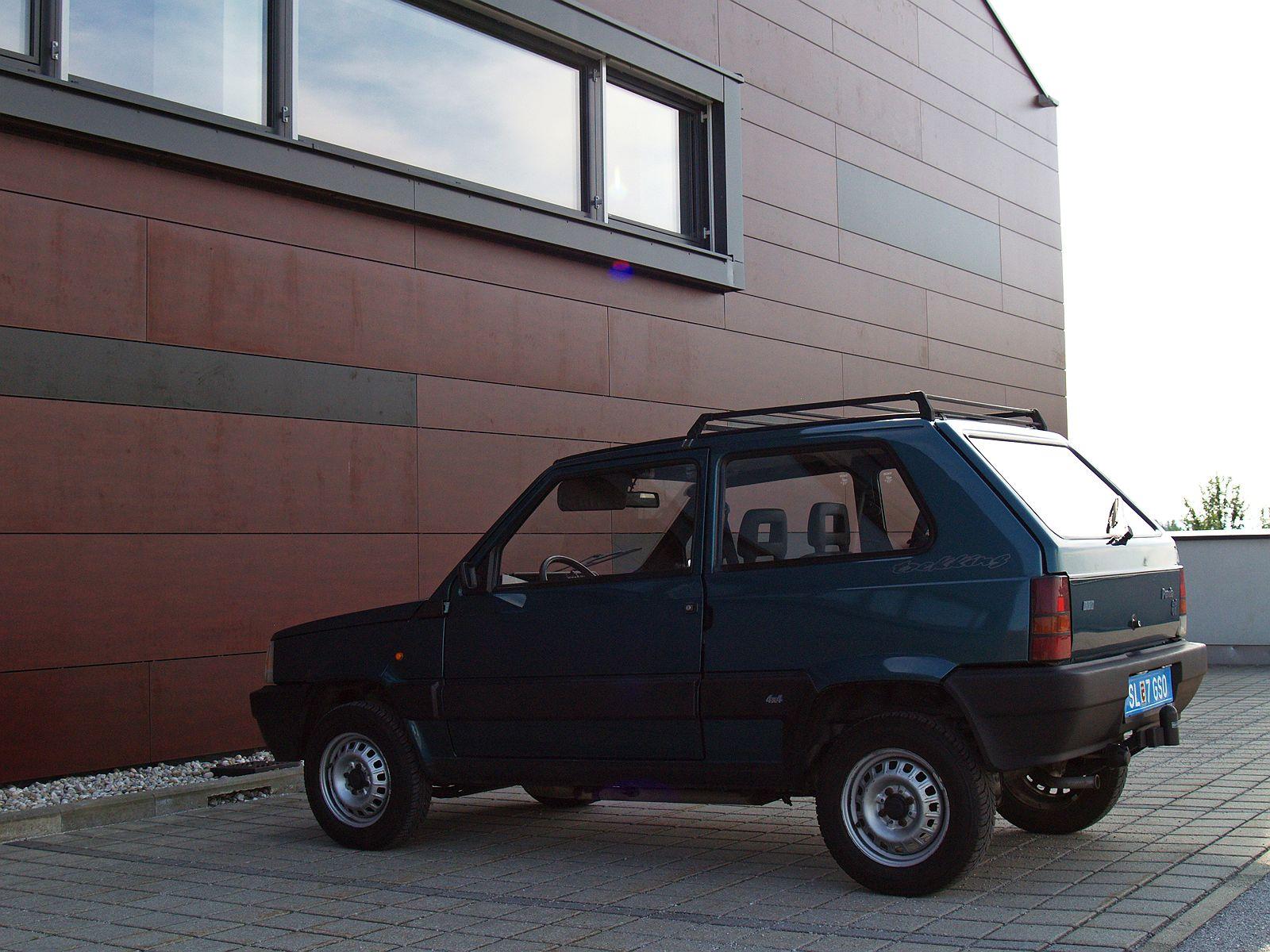 Fiat Panda 141 Allrad »Trekking«