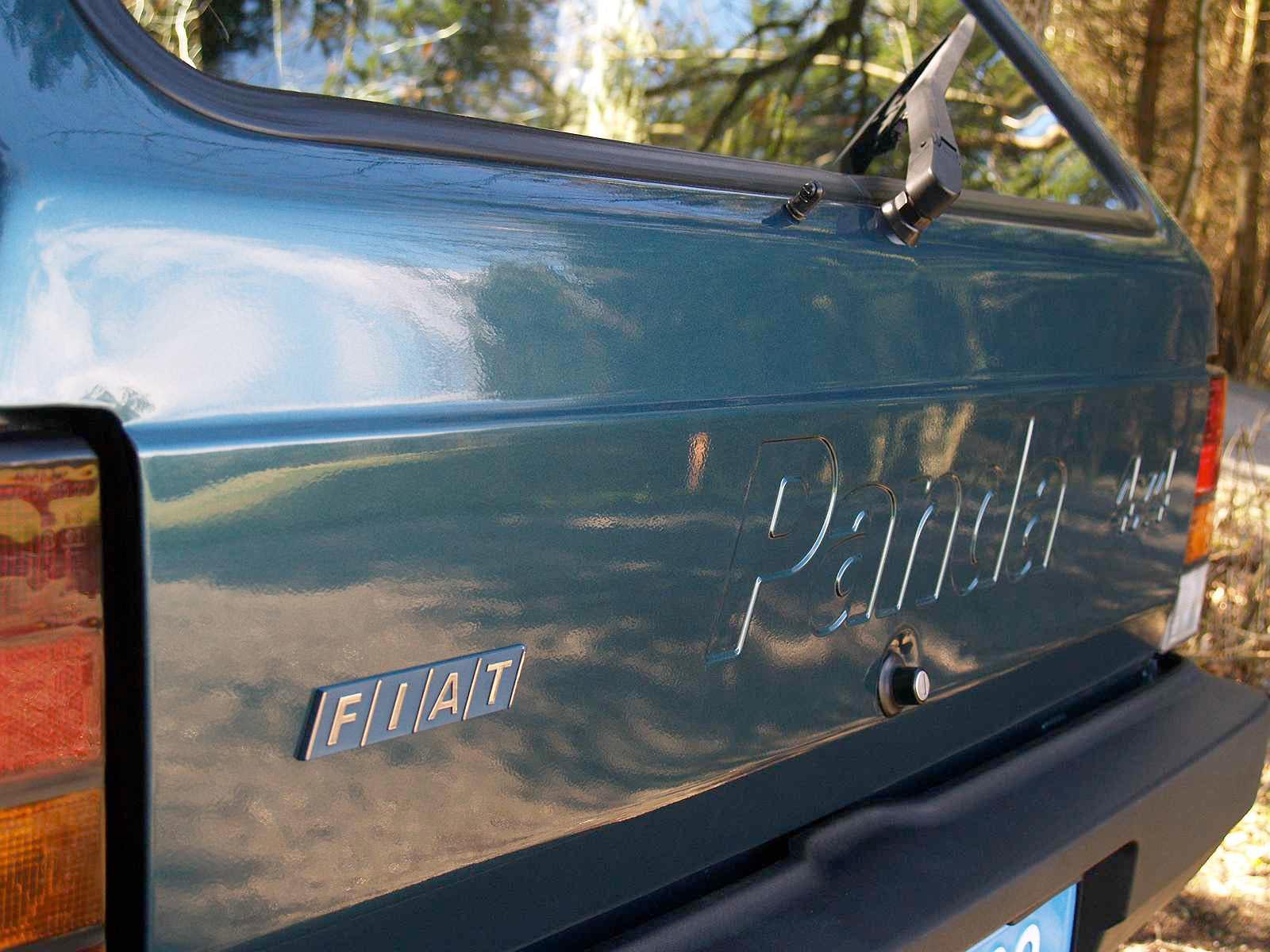 Fiat Panda 141 Allrad »Welli«