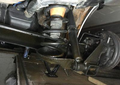 Prossinger Automobile: Fahrzeugsanierung Unterboden