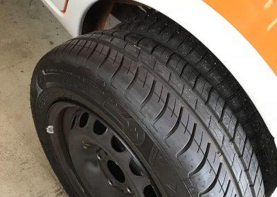 Prossinger Automobile: Fahrzeugsanierung Reifenbesorgung