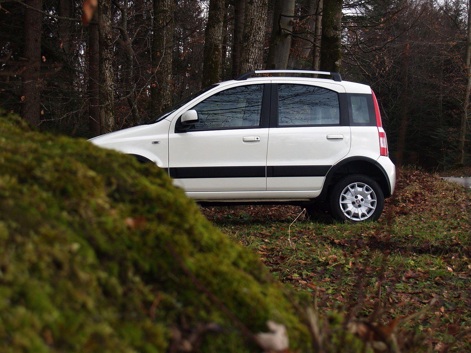 Fiat Panda 169 Allrad