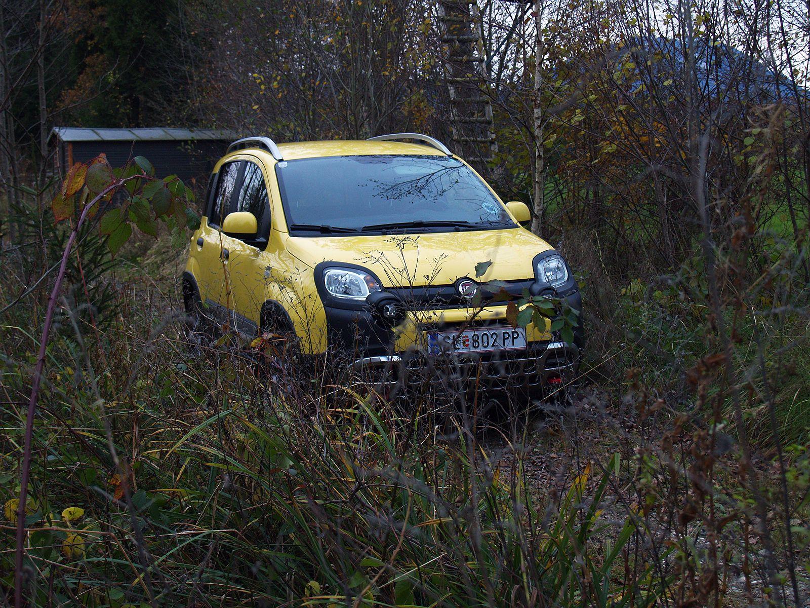 Fiat Panda 312 Allrad »Cross«