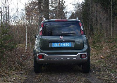 Prossinger Werbeagentur fotografiert: Fotostrecke Fiat Panda 312 Allrad Cross