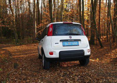 Prossinger Werbeagentur fotografiert: Fotostrecke Fiat Panda 312 Allrad