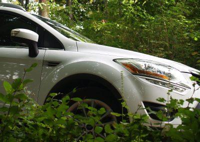Prossinger Werbeagentur fotografiert: Fotostrecke Ford Kuga Titanium S
