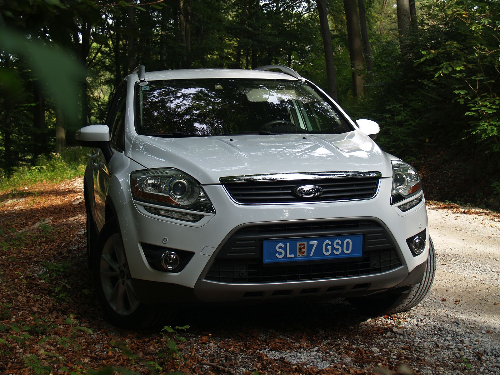 Ford Kuga TitaniumS