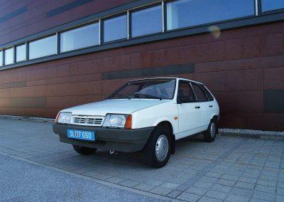 Prossinger Werbeagentur fotografiert: Fotostrecke Lada Samara