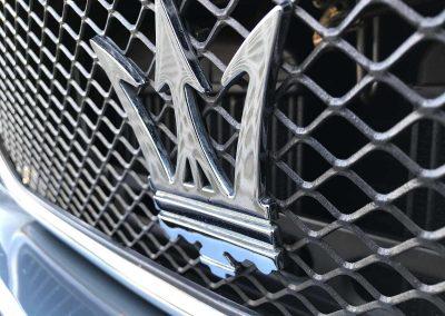 Prossinger Werbeagentur fotografiert: Fotostrecke Maserati Karif