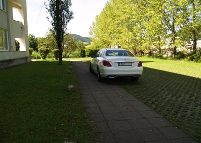 Prossinger Werbeagentur fotografiert: Fotostrecke Mercedes C 180