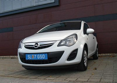 Prossinger Werbeagentur fotografiert: Fotostrecke Opel Corsa