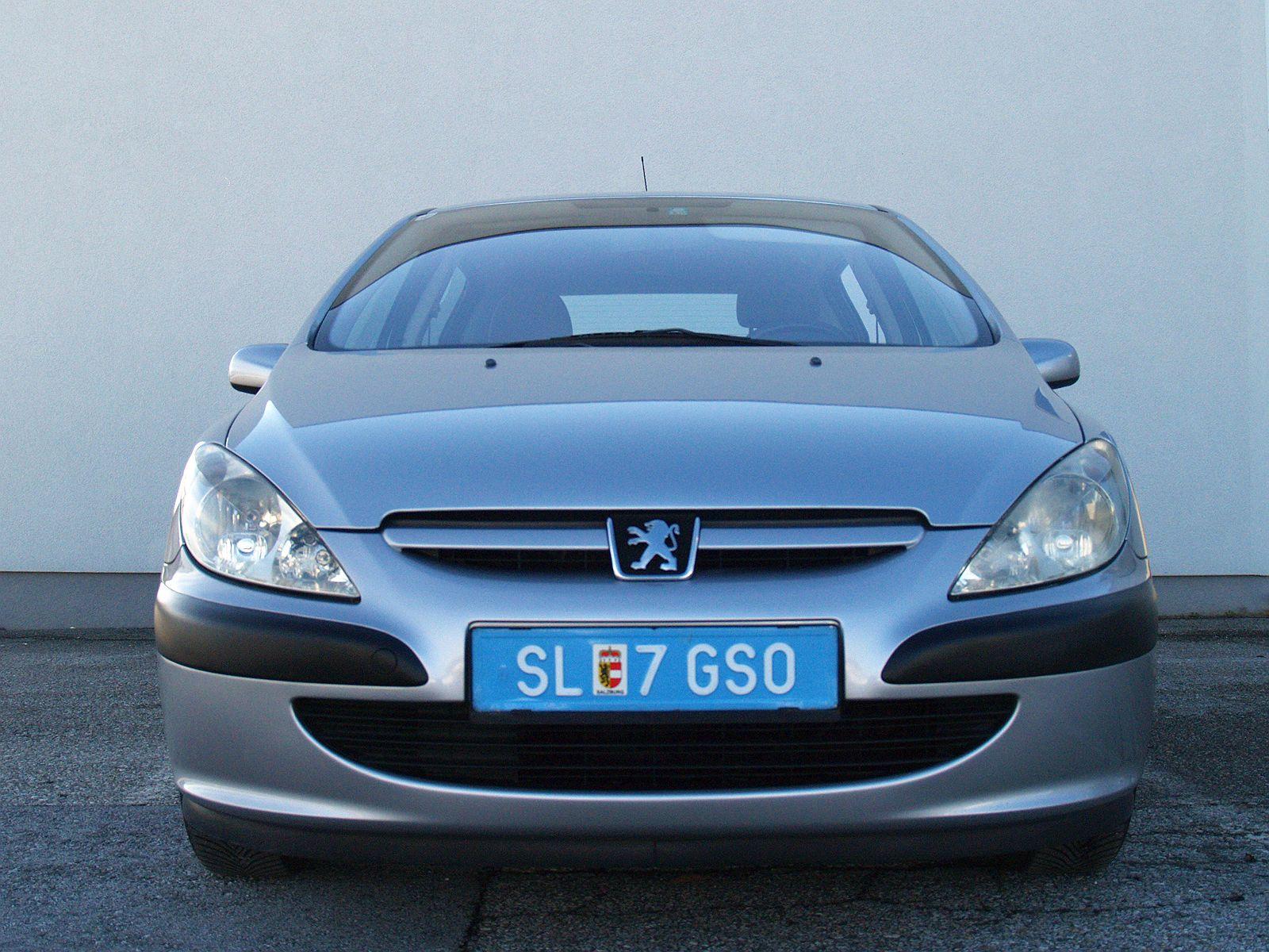 Peugeot 307 XR