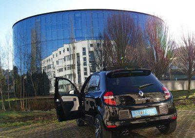 Prossinger Werbeagentur fotografiert: Fotostrecke Renault Twingo Energy TCe 90 Woman