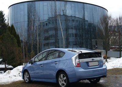 Prossinger Werbeagentur fotografiert: Fotostrecke Toyota Prius Plug-in Hybrid