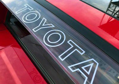 Prossinger Werbeagentur fotografiert: Fotostrecke Toyota MR2