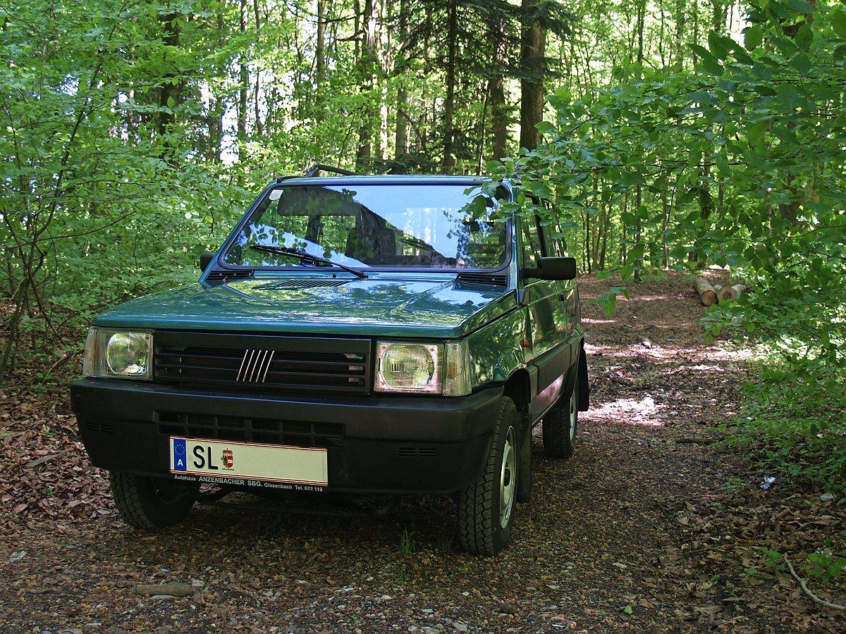Fiat Panda 141 Allrad