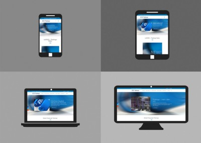 Prossinger Werbeagentur für Thalmayr H. GmbH: Web responsive