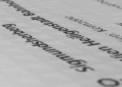 Prossinger schreibt Odysseus in Sigmundsherberg