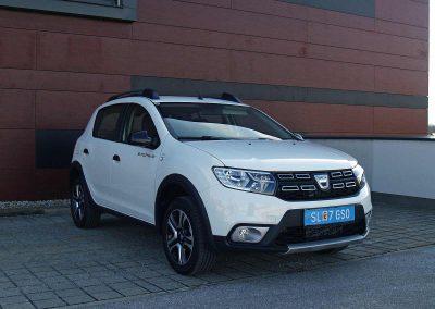 Prossinger Werbeagentur fotografiert: Fotostrecke Dacia Sandero Stepway Celebration