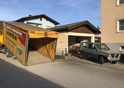 Prossinger Automobile: Fahrzeugsanierung mit Karosseriearbeiten an Fiat Panda 141 4x4 Allrad »Welli«