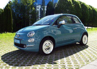 Prossinger Werbeagentur fotografiert: Fotostrecke Fiat 500 »Anniversario«