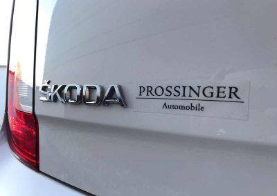 Prossinger Werbeagentur fotografiert: Fotostrecke Skoda Citigo