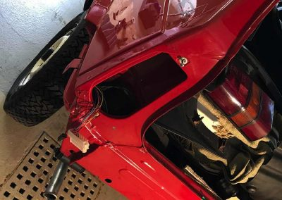 Prossinger Automobile: Fahrzeugsanierung an Fiat Panda 141 4x4