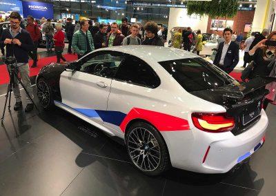 Prossinger Werbeagentur fotografiert: Vienna Autoshow 2020
